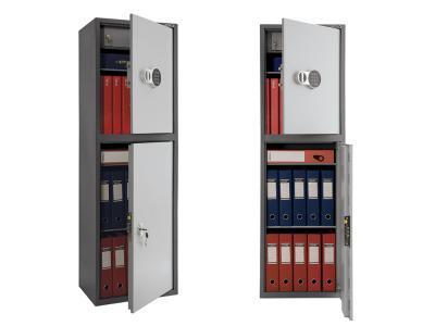 Шкаф бухгалтерский AIKO SL-150/2T EL